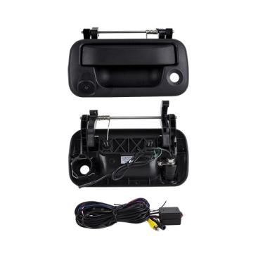 TE-FTGCHD - I Beam Ford Tailgate Handle Camera Hd