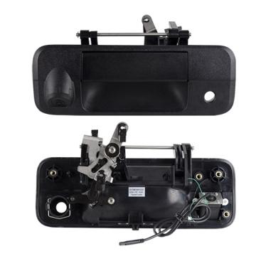 TE-TUTGC - I Beam Toyota Tundra Tailgate Handle Camera